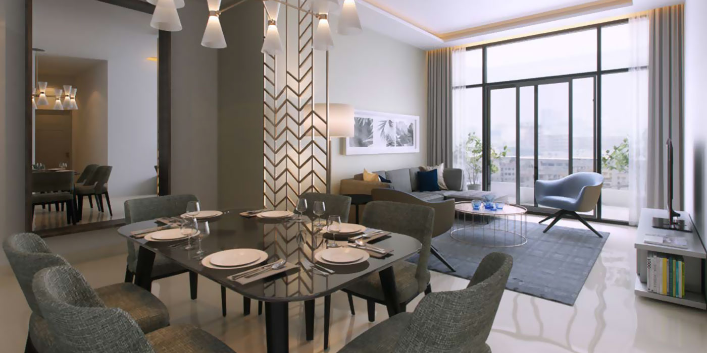damac prive hotel apartments